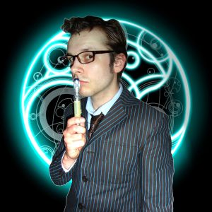 Cosplayer: Richard Voisey Character: Tenth Doctor