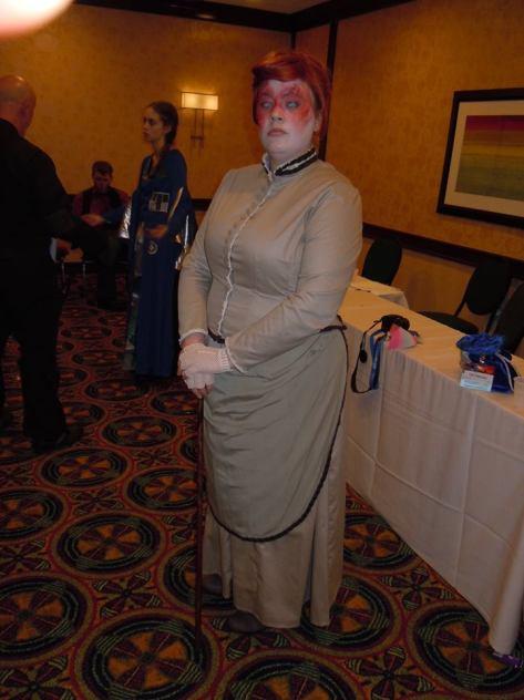 Cosplayer: TariTelrunyaCosplay Characters: Ada Gillyflower Episode: The Crimson Horror
