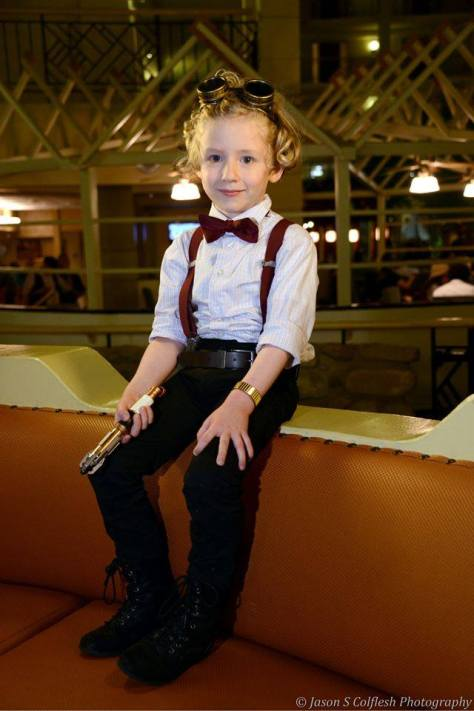 Cosplayer: The Little Doctor Character: Eleventh Doctor