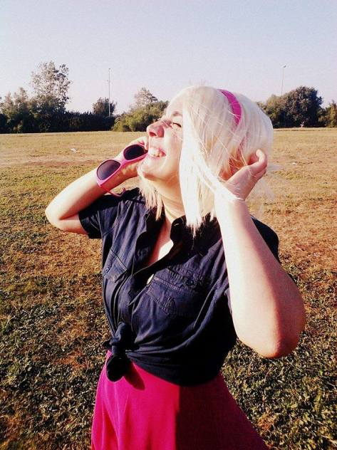 Cosplayer: Rosanna Cassano Character: Rose Tyler