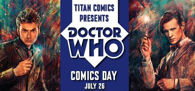 Doctor Who Comics – Companions Cosplay Contest