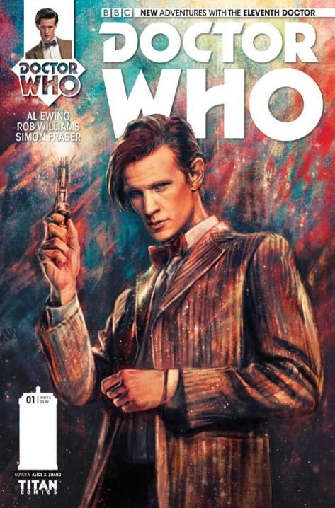 Eleventh Doctor #1
