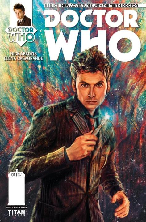 Tenth Doctor #1