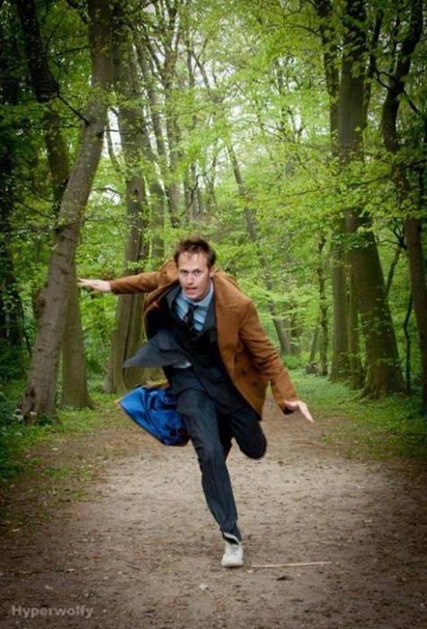 Cosplayer: Jacco Heerdt - Tenth Doctor Cosplayer Character: Tenth Doctor Photo: Hyperwolfy