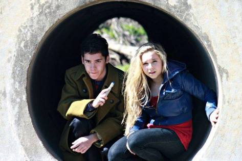 Submitted by: Jordyn McCoy Characters: Tenth Doctor and Rose Tyler