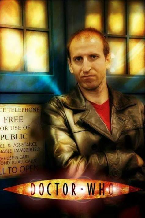 Cosplayer: Andrew Swetz Character: Ninth Doctor Picture by Sarah Nibley Edited by Trick Treat