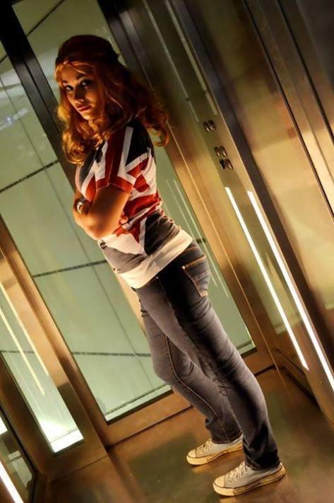 Cosplayer: Lauréa Giragira Cosplay Character: Rose Tyler Episode: Empty Child / Doctor Dances