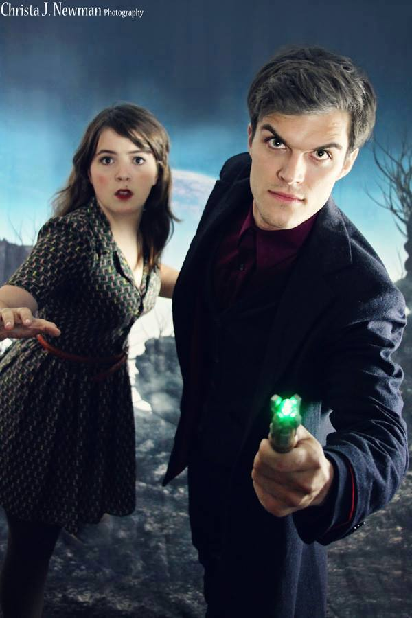 Cosplayers Danny Who and Actually Properly Real Cosplay Characters Twelfth Doctor and Clara Oswald  sc 1 st  Doctor Who Cosplay & Picture of the Day u2013 29th July 2014 | Doctor Who Cosplay