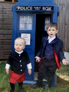 Submitted by: The Nerdfather Character: Twelfth Doctor and Clara Oswald