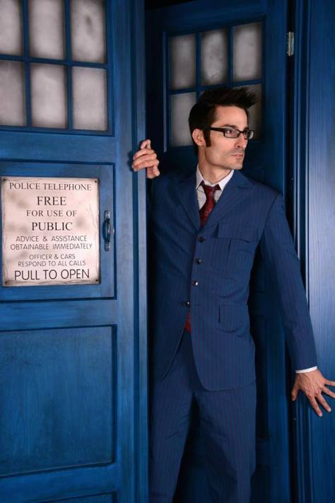Cosplayer: Brian A. Terranova Character: Tenth Doctor Photographer: Jason S Colflesh Photography
