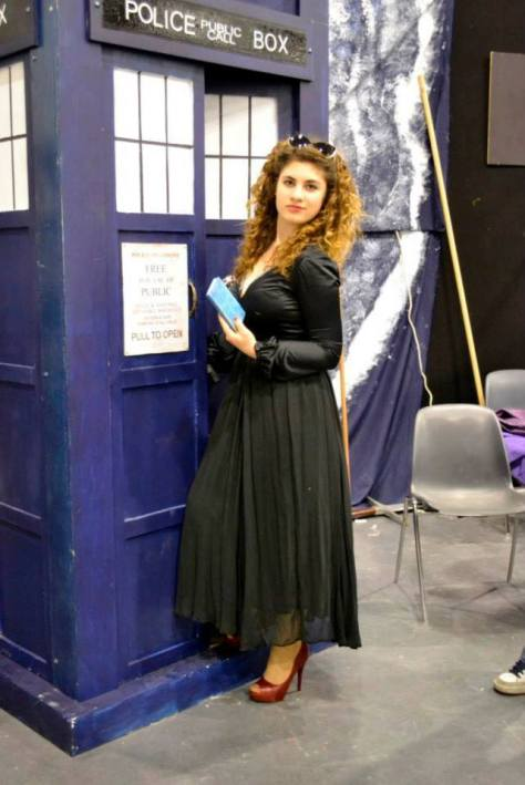 Cosplayer: Eloisa Armini Character: River Song