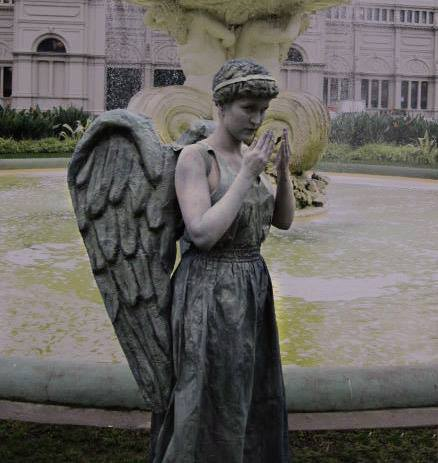 Cosplayer: Felicity Turner Character: Weeping Angel