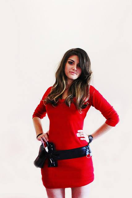Cosplayer: Francesca L. Barone Character: Oswin Oswald