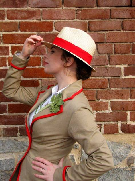 Cosplayer: Lunar Rose Costuming Character: Fifth Doctor