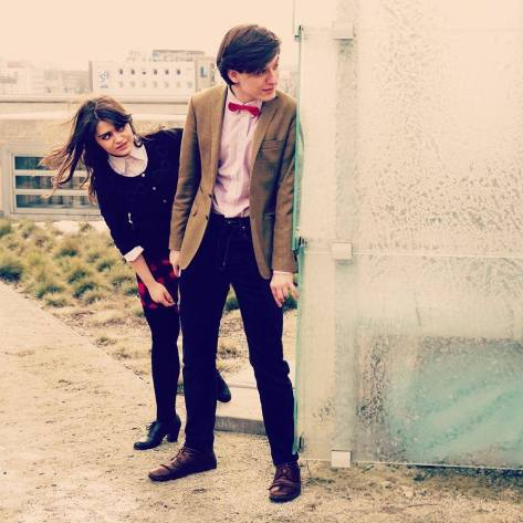 Cosplayers: Makenta cosplay and Patryk Kulpok Characters: Clara Oswald and Eleventh Doctor Photographer: Lily Rosse Photography
